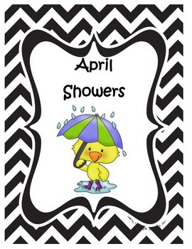 Science PALS: April Showers