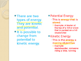 Science PPT Lecture - Heat Energy