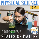 Physical Science Pack: Properties & States of Matter Activities