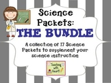 Science Packet: THE BUNDLE