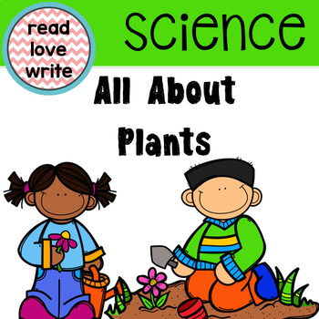 Science, Parts of a Plant