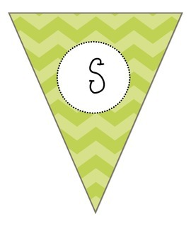 Science Pendent Banner
