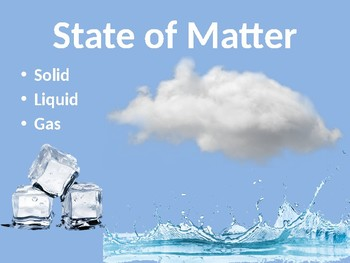 Physical Properties of Matter PowerPoint Matter's Physical Properties