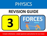 Science Physics Revision Lesson #3: Forces Guide & Exam Questions Practice