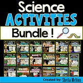 Science Real Picture Sorts and Activities BUNDLE!!