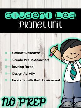 Science Planet Unit Student Led