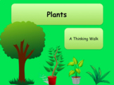 Science Plants Introduction Complete Lesson