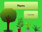 Science Plants Structure Complete Lesson