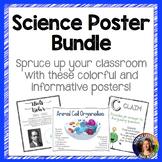 Science Poster BUNDLE