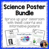 Science Poster BUNDLE
