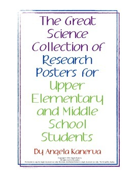 Science Poster Collections