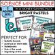 Science Poster Mini Bundle in Pastel Brights