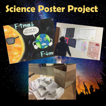 Science Poster Project (Extra Credit)