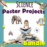 Science Poster Project Instructions with Grading Rubrics a