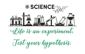 Science Poster for your Classroom Wall