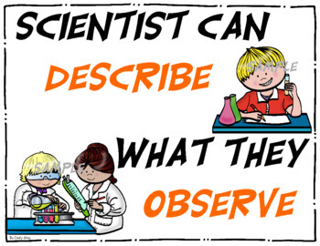 Science Posters For K-1