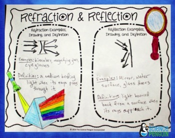 Science Review Printables