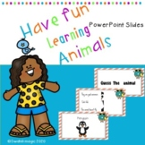 Science PowerPoint Presentation : Learn About Animals
