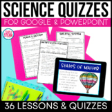 Science PowerPoints Bundle - 3rd Grade Science Bundle Dist