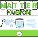 Science Powerpoint: Solids, Liquids, Gas