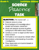 Science Practice Tasks - Louisiana - Erosion, Grade 4 (GLE 63)
