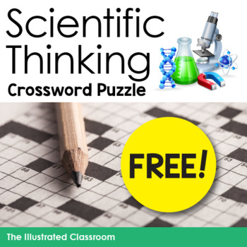 Scientific Thinking Crossword Puzzle