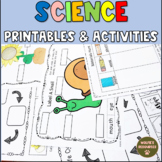 Science Printables for Kindergarten