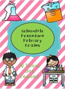 Science Procedure Primary