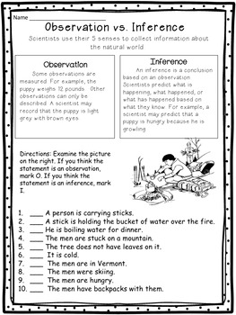 Science Process