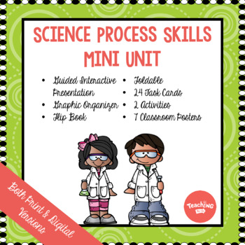 Essential Science Process Skills: How Scientists Do Science!