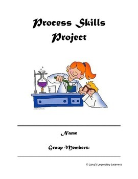 Science Process Skills Project