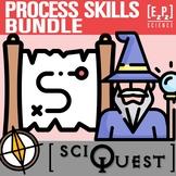 Science Process Skills SciQuest Scavenger Hunt Bundle- Pri