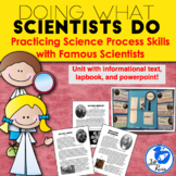 Science Process Skills Unit, Hands-on, and Lapbook {Doing