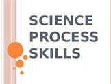 Science Process Skills powerpoint
