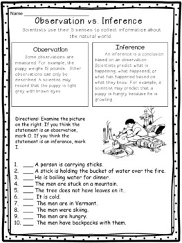 Science Task Cards and Vocabulary Cards