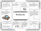 Science Project Choice Board: Wetlands- 10 Projects