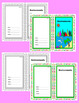 Science Project: Environment Vocabulary Booklet
