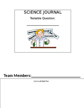 Science Project Journal