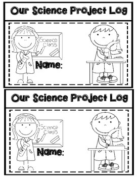 Science Project Logs