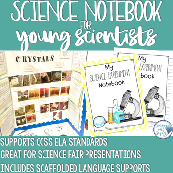 Science Project Notebook