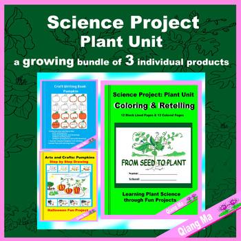 Science Project: Plant Unit