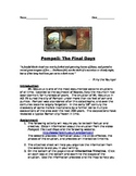 Science Project-Pompeii