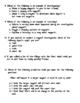 Science: Properties of Magnets Worksheet