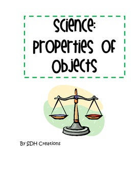 Science: Properties of Objects