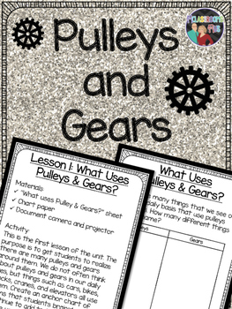 Science - Pulleys and gears