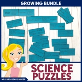 Science Puzzles | Growing Bundle
