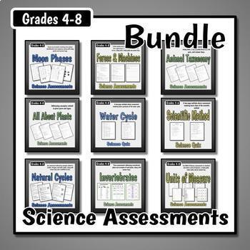 Science Quiz Pack
