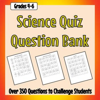 Science ExamView Question Banks Teachers Pay Teachers