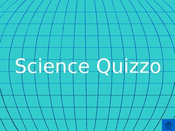Science Quizzo (Resources, soil, conservation)