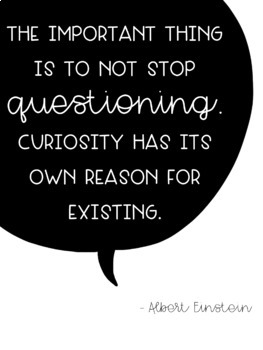 Science Quote Posters - Inspirational Messages by Inspirational Scientists